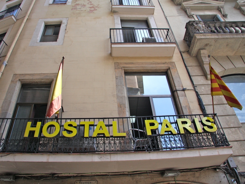 Hostal Paris (2)