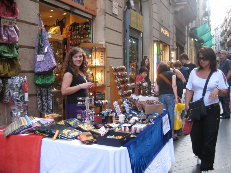 Day Trade in the Street (2)