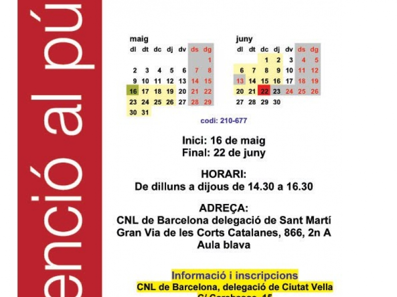 Catalan Course in Customer Care (1)