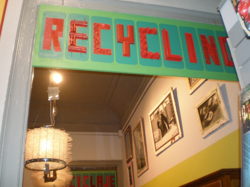 Opening New Space of Recycling in Art Montfalcón  (4)