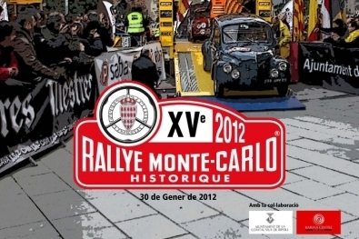 Do you want to win a double entry for the fifteenth edition of Rally Monte-Carlo Historique 2012?