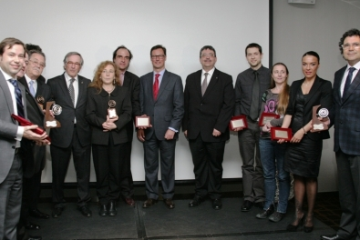 Great Success in 20 ª Edition of Rosa de Plata Prizes