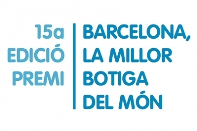Award Barcelona 15th year, the best shop in the world