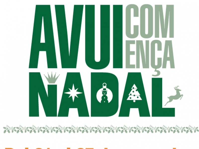 Join us in Christmas Promotion 'Avui Comença Nadal'