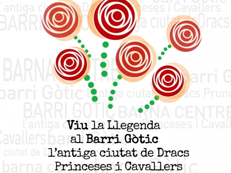 ...Are you ready to celebrate Sant Jordi?