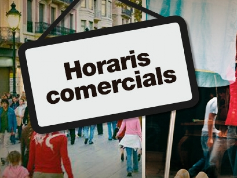Barcelona will open their shops five holidays until 20h